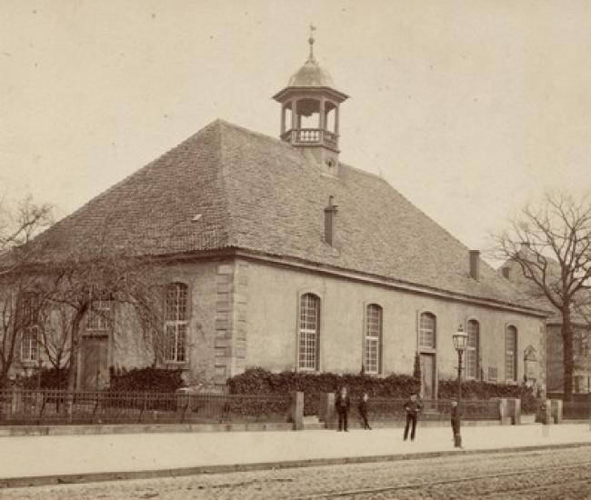Gartenkirche, Heumann