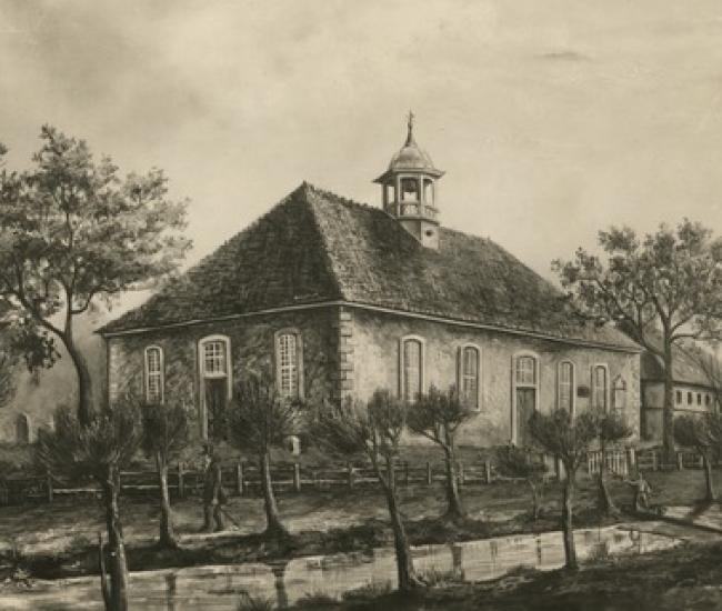 Gartenkirche, Wolfsgraben